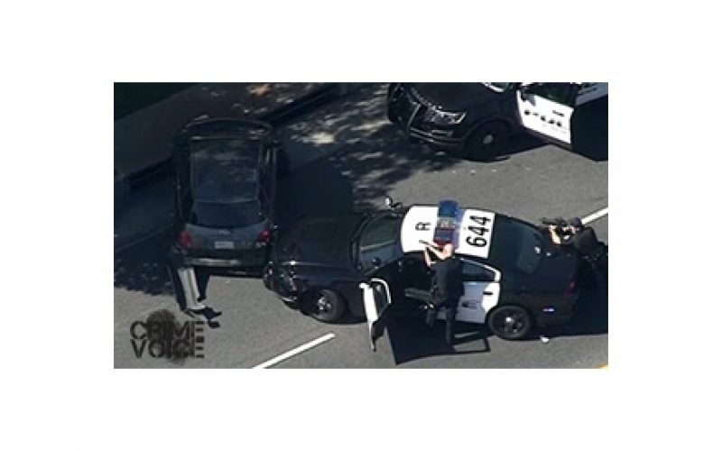 Police Pursuit in Redondo Beach