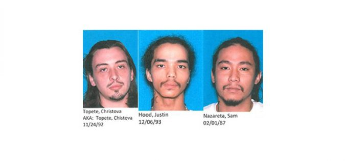 2 Grocery Murder Suspects Arrested, 2 More Suspects Sought