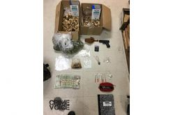 Midnight Traffic Stop Yields Drugs and Three Arrests