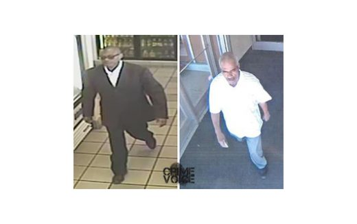 Have You Seen These Two Thieves?