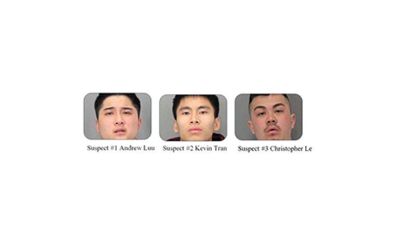 Three arrests made in San Jose homicide case