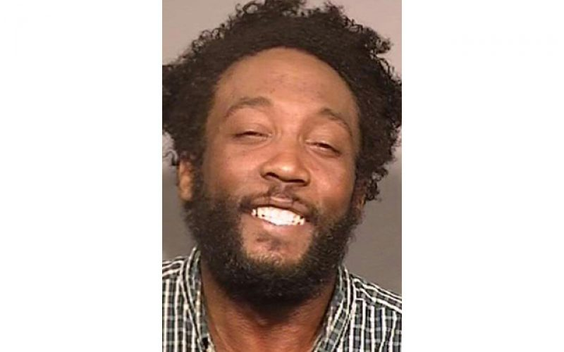 Transient Arrested after Foot Chase in Santa Rosa