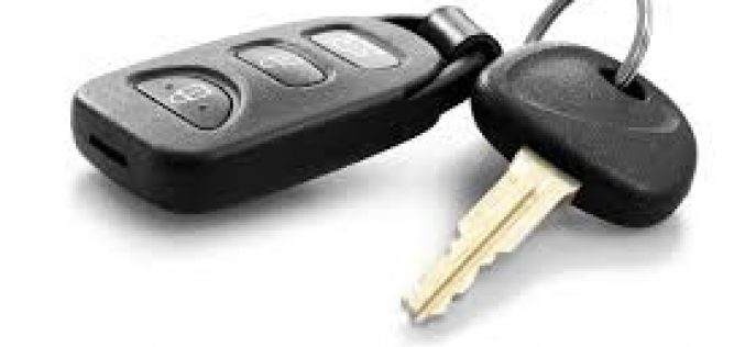 Keys from Stolen Car Found, Suspected Thief in Custody