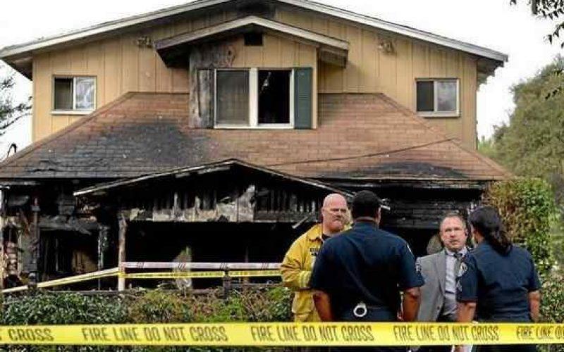Guilty of Murder in Arson