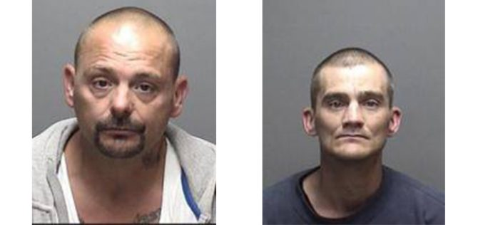 Two Arrested for Gas Theft in Los Banos