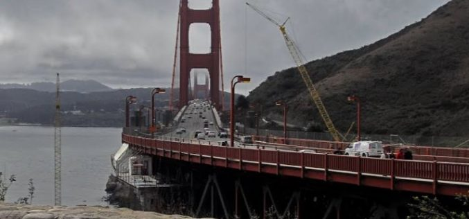 Golden Gate Bridge Robbery Suspects Caught in Sausalito