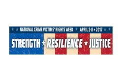 April 2 – 8 is National Crime Victims' Rights Week