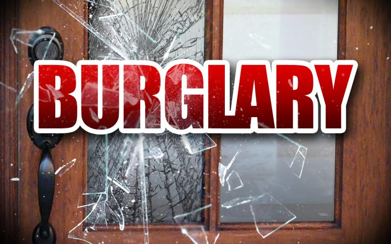 A Family Affair – in Burglaries and Arrests
