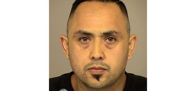 Meth Trafficker Busted