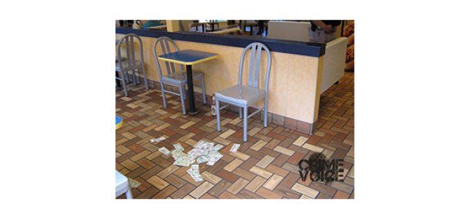 Westamerica Bank Robbery Suspect Nabbed at Burger King