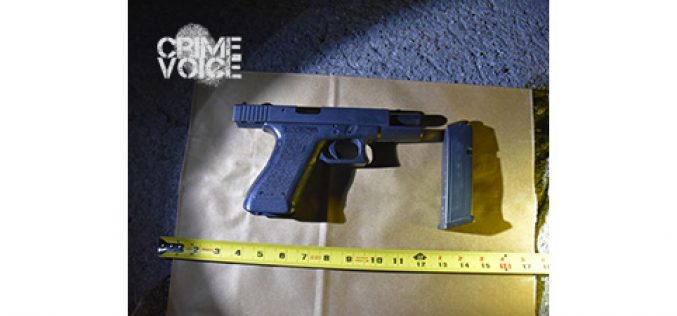 Armed Drivers Discovered During Routine Traffic Stops