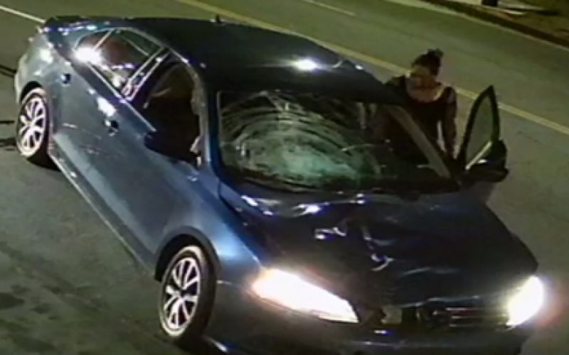 Fatal Hit and Run Captured on Video