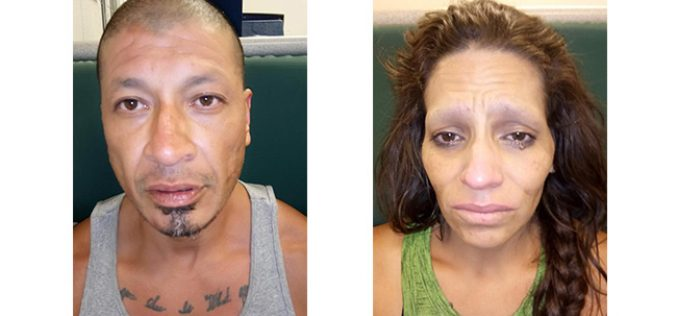 Two Arrested for Meth, Paraphernalia in Placer County