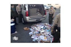 Police Stop Chevy Tahoe Filled with Stolen Mail