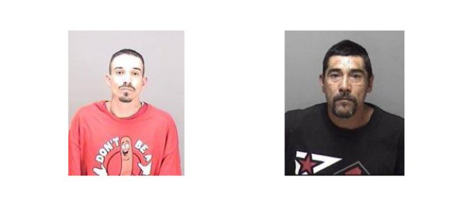 Two Arrested for Parole Violations in Los Banos