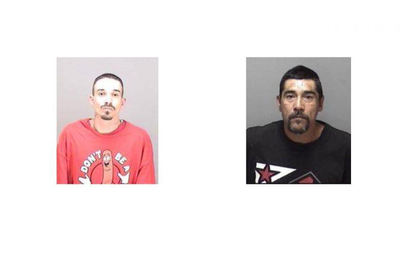 Two Arrested for Parole Violations in Los Banos
