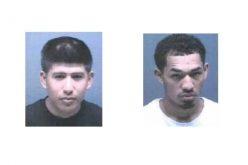 Burglars in Custody After Alert Neighbor Calls Police