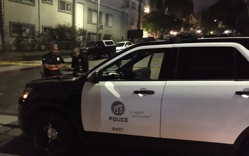 Gunfire Punctuates Roommate Dispute in Heart of Hollywood