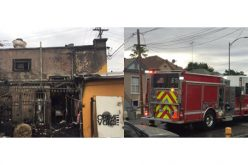 Early morning blaze deemed suspicious, possibly arson