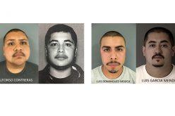 Four Arrested in Hollister Murder Investigation