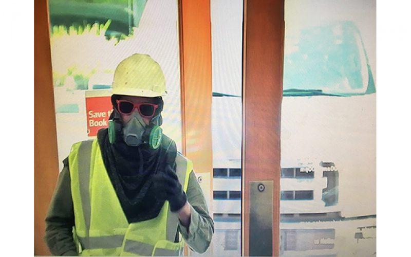Police Seek El Dorado Hills Robbery Suspect