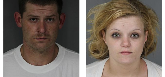 Two Arrested after Burglary in Eureka