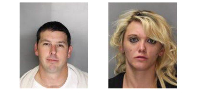 Fraudster Couple Arrested in Folsom