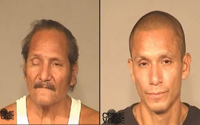 Father and Son Gang Members Arrested