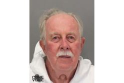 Elderly man arrested for attempted murder during domestic dispute