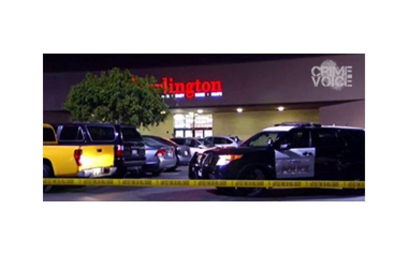 Murder in La Mesa