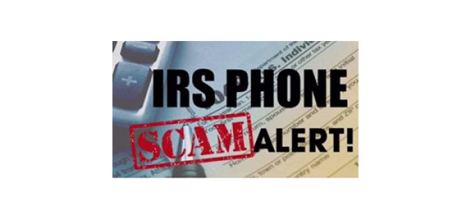 IRS Phone Scam Alert From EL Segundo PD
