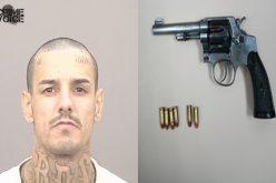 Gang Member Fires Gun at Food Mart