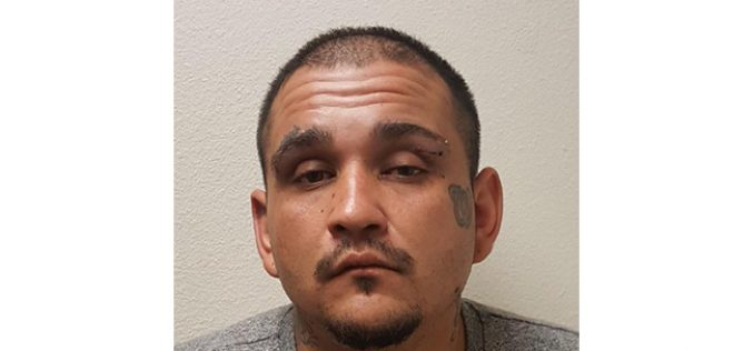 Robbery suspect arrested the following day