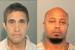 Two arrested after belligerence during traffic stop