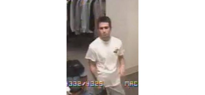 Shoplifter steals 7 pairs of Ray-Bans