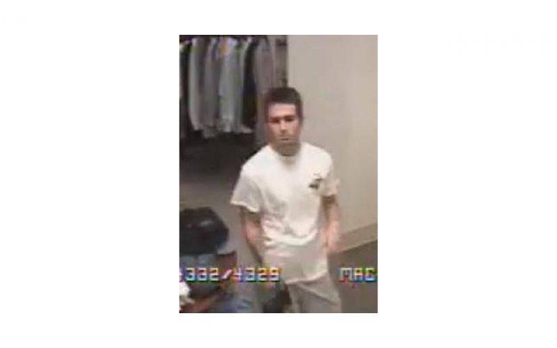 Shoplifter steals 7 pairs of Ray-Bans