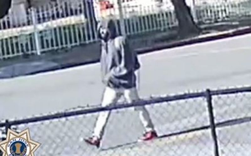 SJPD asking for public's assistance in identifying and locating stabbing suspect