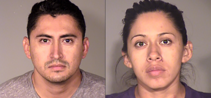 Housekeeper-Burglars Arrested