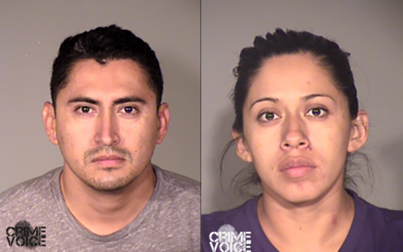 Housekeeper-Burglars Arrested
