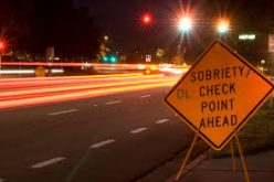 Two Busts at DUI Checkpoint