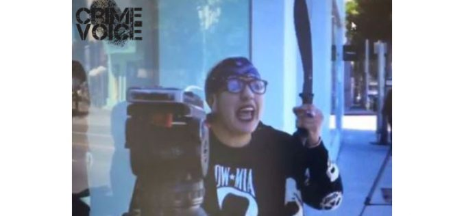 Machete and Gun Whipped Out in West Hollywood DASH Store