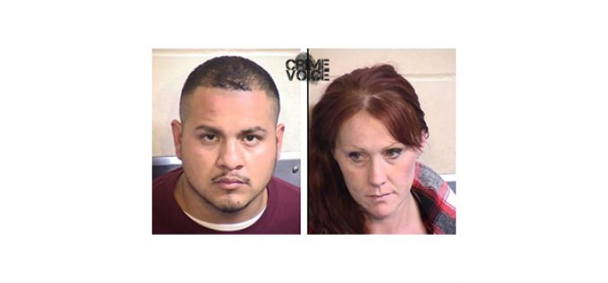 Duo Responsible for a String of Robberies Arrested