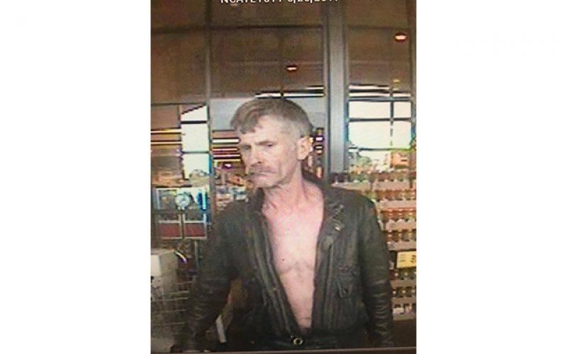 Lassen County Sheriff seeking burglary, car theft suspect
