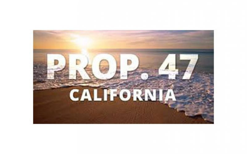 What Recent CA Crime Stats Show After Passage of Prop 47