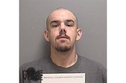 Man Arrested on Eight Charges