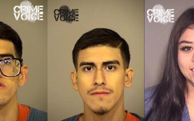 Unlucky Drug Burglars Caught in Act