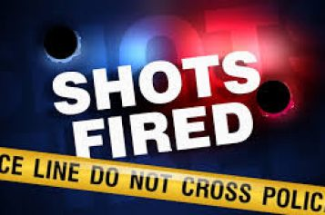 Shots Fired from Bishop Area Home