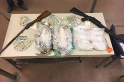 Drugs, Guns and Cash Seized in Bust