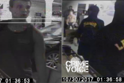 Hoverboard Burglars Brandishing a Handgun are Located, One More is Sought