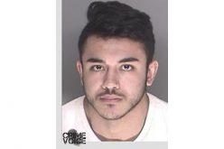 Erratic Crime Spree Gets Student Arrested